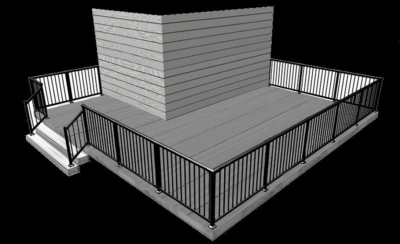3D Deck Image